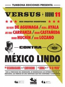 Contra México lindo: seis ensayos desertores