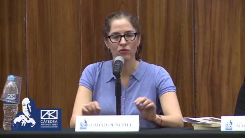 Conversación con Guadalupe Nettel sobre su obra literaria