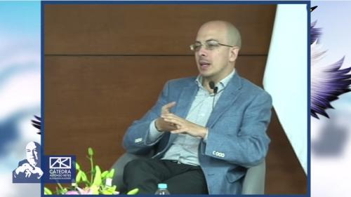 Conversación con Jorge Volpi sobre el libro <i>Memorial del engaño</i>