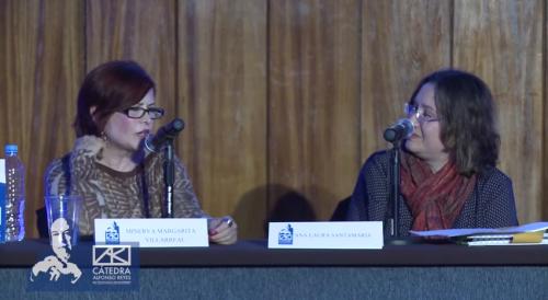 Conversación con Minerva Margarita Villarreal sobre su obra poética