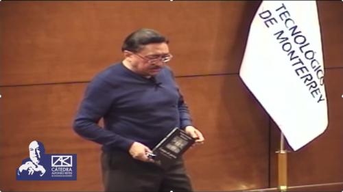 Conversación con Sergio González Rodríguez sobre el libro <i>Campo de guerra</i>