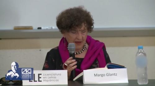 Conversación de Margo Glantz sobre su libro <i>Yo también me acuerdo</i>