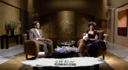 Conversando con Cristina Pacheco - José Luis Martínez S.