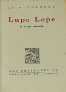 Lupe Lope y otros cuentos