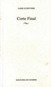Corte final