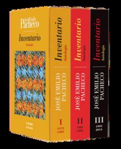 Inventario : antología III (1973-2014)