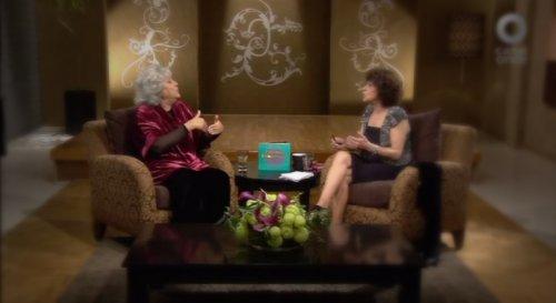 Conversando con Cristina Pacheco - Laura Esquivel