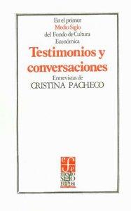 Testimonio y conversaciones
