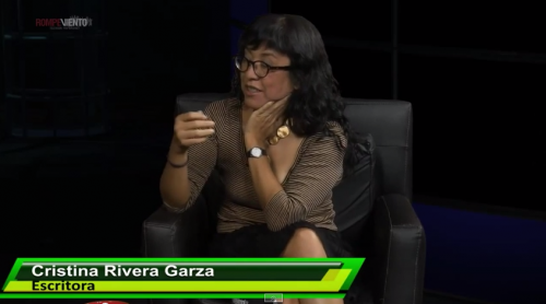 Entrevista: Cristina Rivera Garza