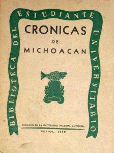 Crónicas de Michoacán