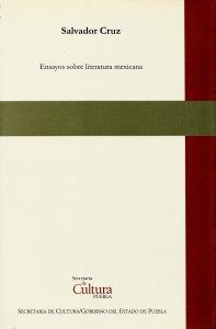 Ensayos sobre literatura mexicana