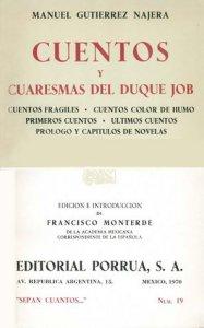 Cuentos y cuaresmas del duque Job
