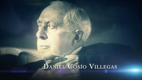 ECN | Breves crónicas de grandes personajes | Daniel Cossío Villegas | 1 septiembre 2016