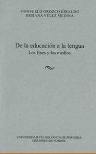 De la educación a la lengua
