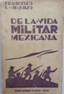 De la vida militar mexicana