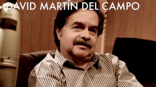 David Martín del Campo en Descarga Cultura.UNAM