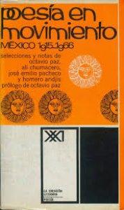 Poesía en movimiento : México 1915-1966