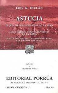 Astucia : el jefe de los hermanos de la hoja o los charros contrabandistas de la rama
