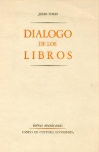 Diálogo de los libros