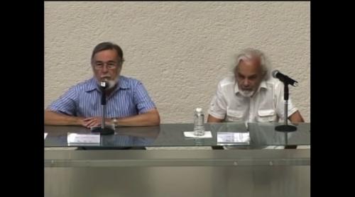 Conferencia: Diálogo sobre el teatro universitario en tiempos de Raúl Rangel Frías