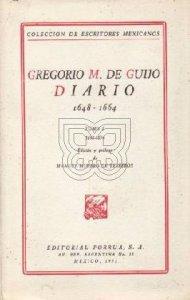 Diario, 1648-1664 I