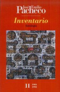 Inventario : antología II (1984-1992)