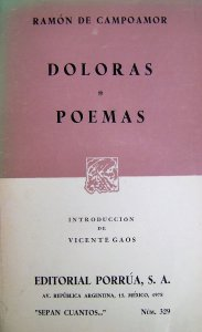 Doloras ; Poemas
