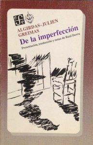 De la imperfección