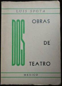 Dos obras de teatro : ellos pueden esperar, dos veces la lluvia
