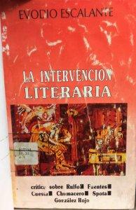 La intervención literaria