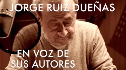 Jorge Ruiz Dueñas en Descarga Cultura.UNAM