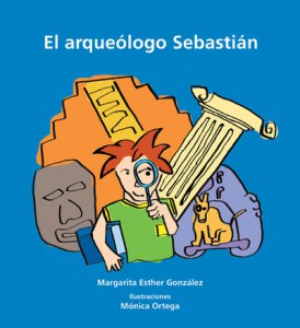 El arqueólogo Sebastián