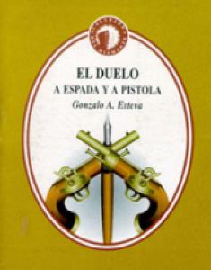 El duelo a espada y a pistola