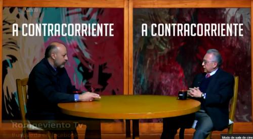 El espíritu de José Revueltas, en A Contracorriente.