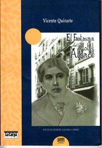 El fantasma del Hotel Alsace : los últimos días de Oscar Wilde