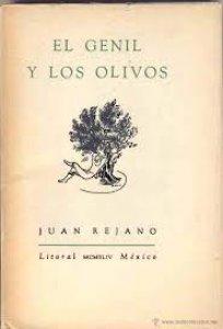 El genil y los olivos