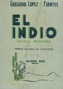 El indio : novela mexicana