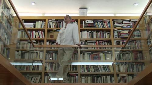 El librero de Alberto Ruy Sánchez