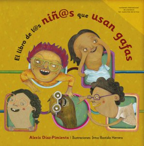 El libro de l@s niñ@s que usan gafas