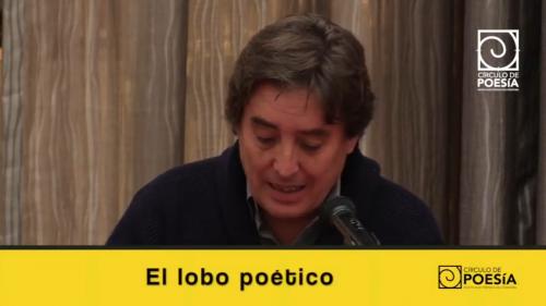 El lobo poético Luis García Montero