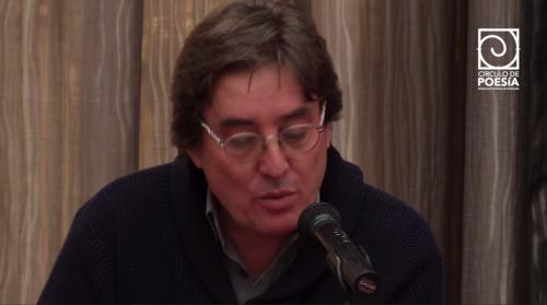 Luis García Montero recita ''El lobo poético''