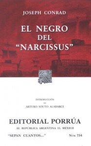 """El negro del """"narcissus"""""""