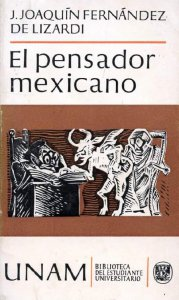 El pensador mexicano