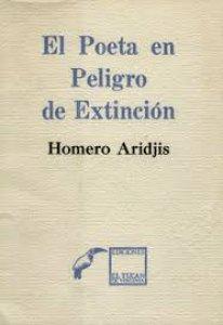 El poeta en peligro de extinción