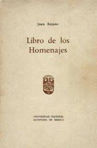 El libro de los homenajes