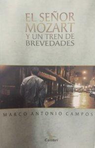 El señor Mozart y un tren de brevedades