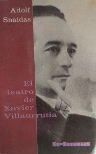El teatro de Xavier Villaurrutia