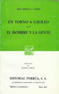 En torno a Galileo ; El hombre y la gente