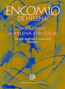 Encomio de Helena. Homenaje a Helena Beristáin