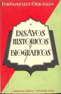Ensayos históricos y bibliográficos